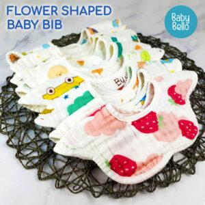 Baby Bello Bib Burp Cloth