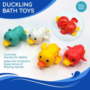 Bath toy ducks